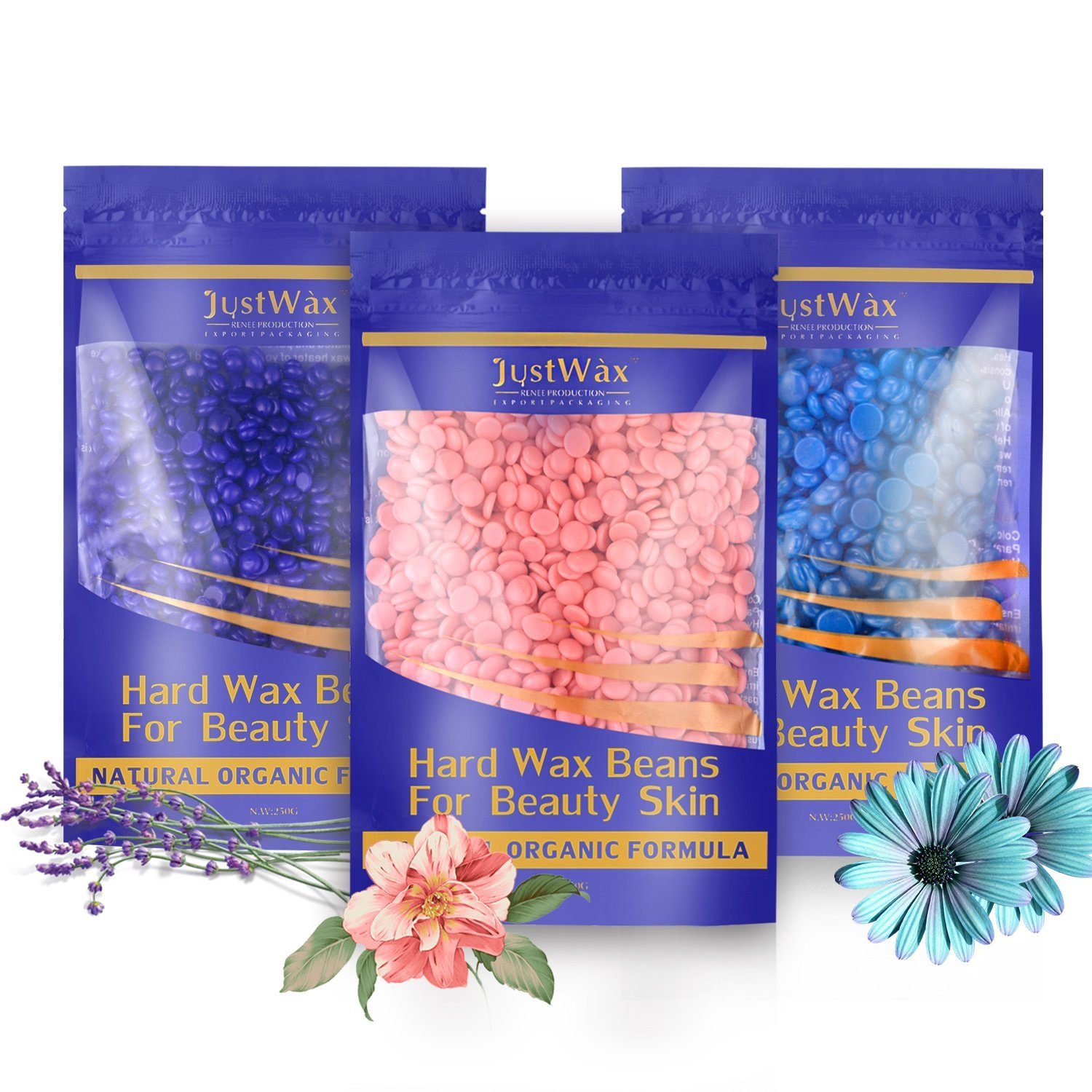 Fitnate-Beauty Hard Wax Beans Hair Removal Painless Wax